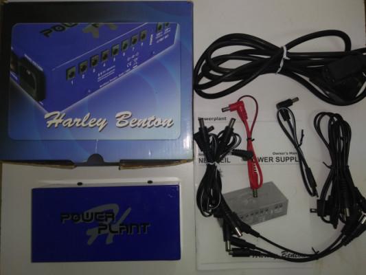 RESERVADA.Harley Benton Powerplant fuente de alimentacion.