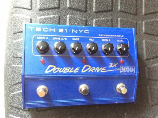 Vendo/Cambio Tech21 double drive made in USA