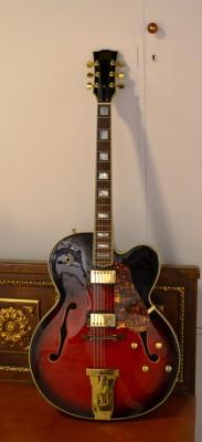 Guitarra Tanglewood Jazz