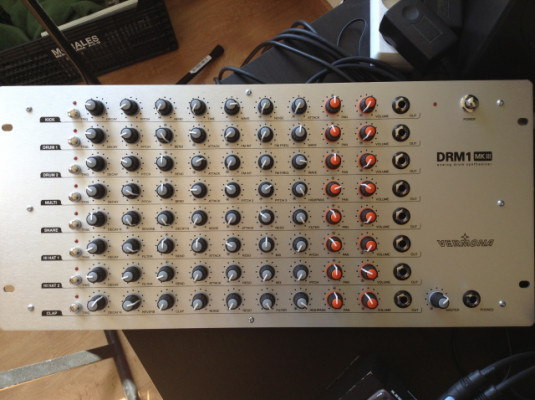 Vendo Vermona drm1 mkIII drum synth