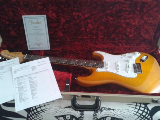 Fender Stratocaster Custom Shop Deluxe NOS