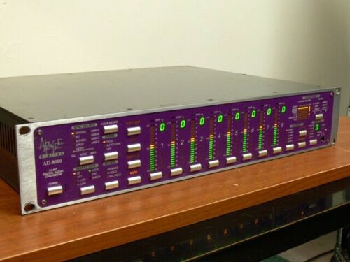 Apogee AD8000 converter + Digi-8+ & DACVIII