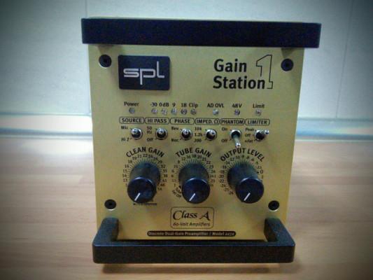 Previo SPL Gain Station 1 AD