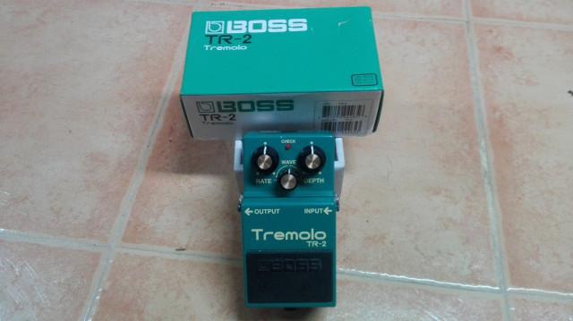 Vendo Boss TR-2