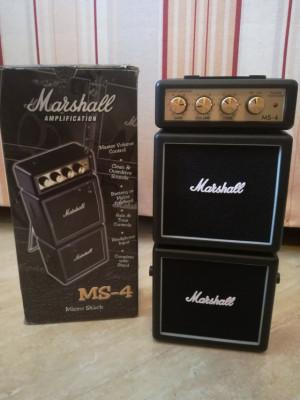 Amplificador Marshall MS-4