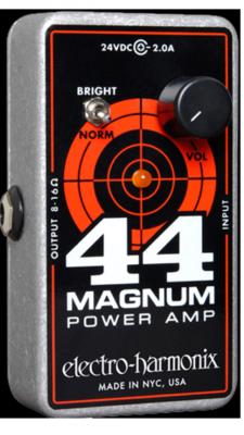 Electro Harmonix caliber 22 o magnum 44 power amp