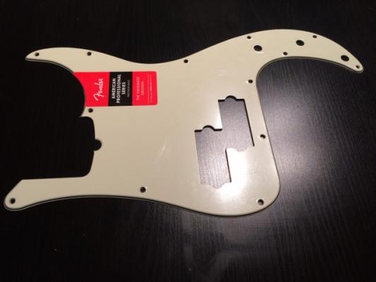 Pickguard de bajo Fender Precision Americano