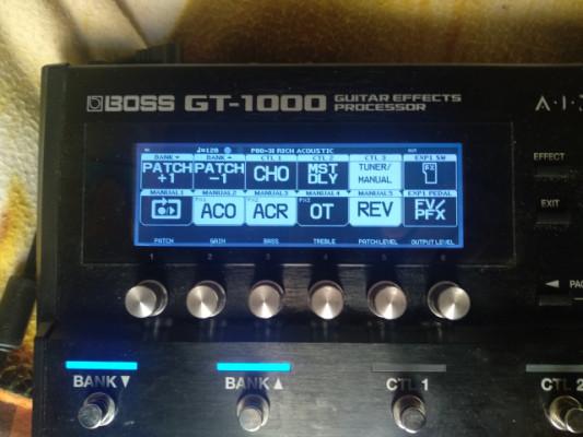 Boss Gt 1000