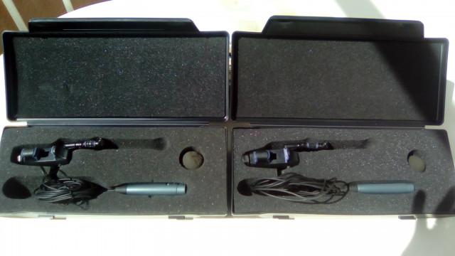 Micrófono JTS CX-505 (2) (reservados)
