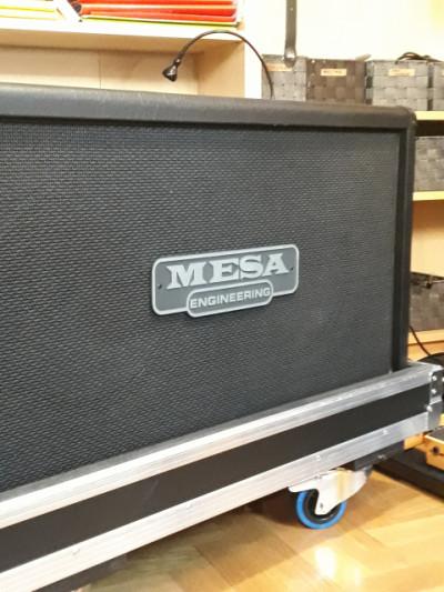 Pantalla Mesa Boogie Rectifier 2 x 12 + Case a medida