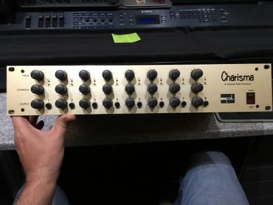 SPL Charisma 8 channel. Modelo 9527 (Vintage Processor)