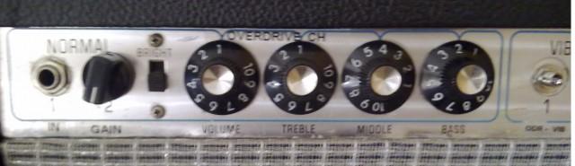 Fender SuperSixReverb 72 - BigTone Mod