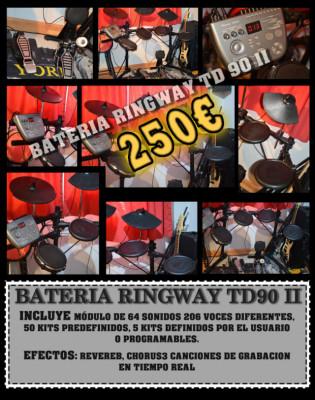 Batería Ringway TD-90 II.