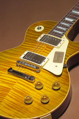 Gibson Les Paul 1959 True historic
