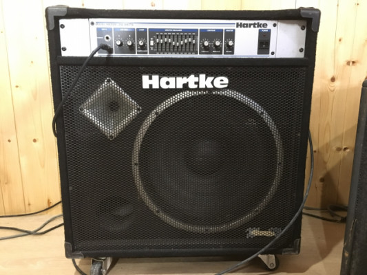 Hartke bajo vx2515