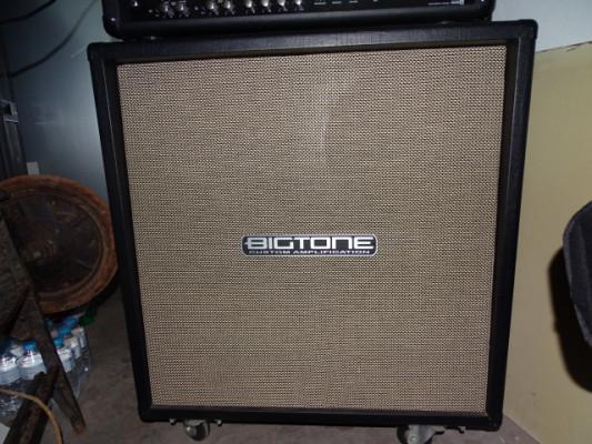 pantalla para amplificador  guitarra BIGTONE 4 celestion vintage 30