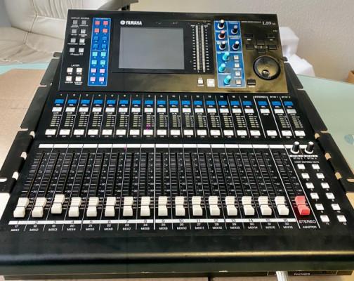 Mesa  digital  Yamaha LS9