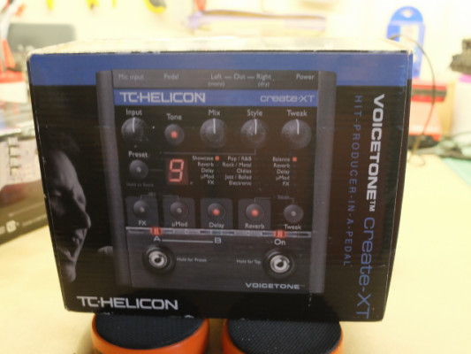 TC Helicon Voicetone Create XT
