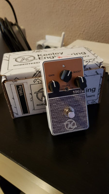 Keeley 1962X 2-Mode Overdrive