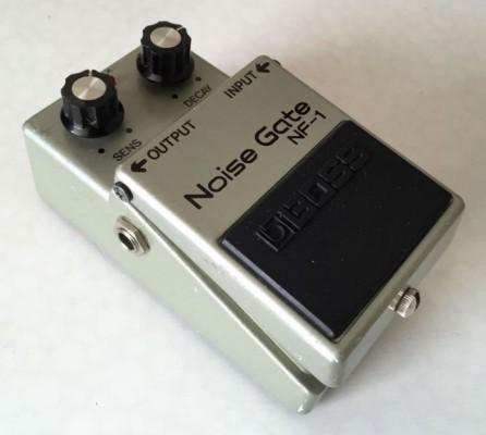 Puerta de ruido BOSS NF-1 (y cambio)