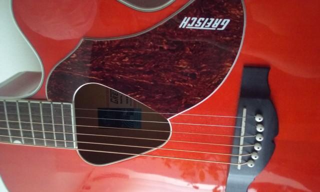 Gretsch G5022CE Rancher Jumbo Cutaway