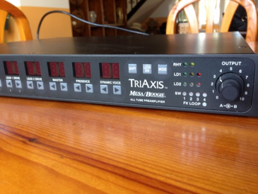 Mesa Boogie Triaxis - Programmable Pre-Amp