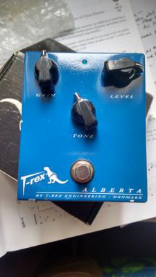 y cambio T REX Alberta primera versión (TS-808)