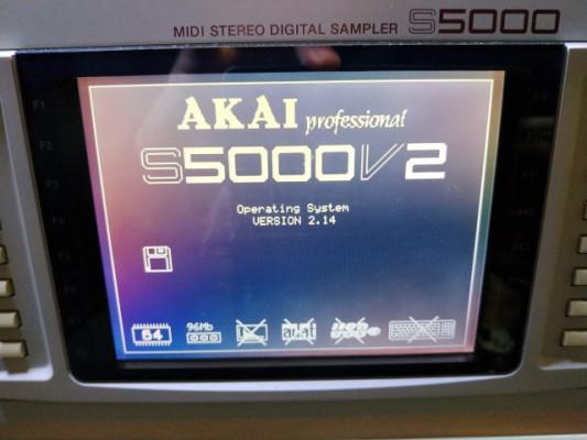 Sampler AKAI S5000