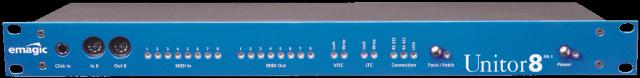 Alesis IO14, Unitor 8 y Shark DSP