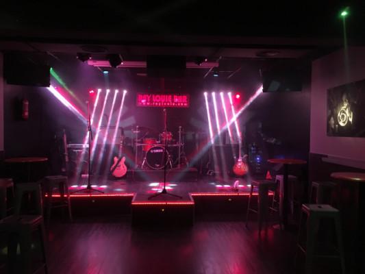 Técnico de sonido para sala de conciertos en majadahonda