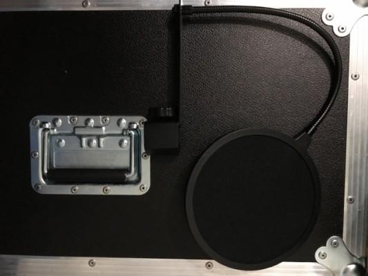 Soporte filtro de micrófono Anti Pop