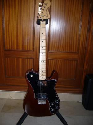 Vendo Fender Classic Telecaster 72 Deluxe Walnut