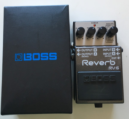 Pedal Boss RV-6 - Rebaja semana santa