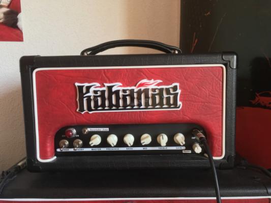 Amplificador Válvulas Kabañas 15w/2 Canales