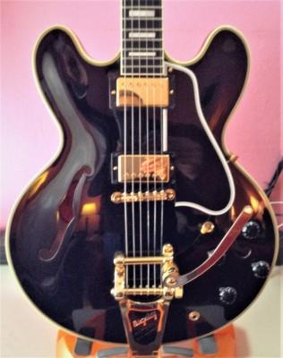 Gibson ES355  Año 2008 Custom Shop Memphis W/B Limited Run