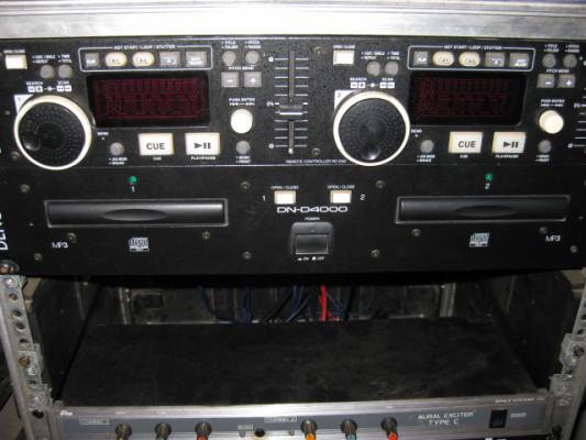 Reproductor doble CD y MP3 DENON DN 4000