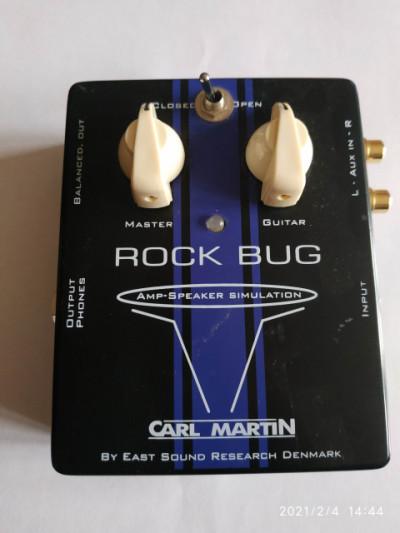 Carl Martín Rock Bug