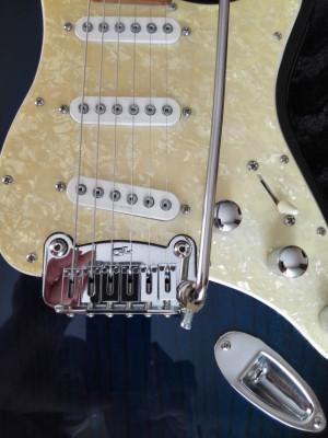 Guitarra G&L S500 Tribute