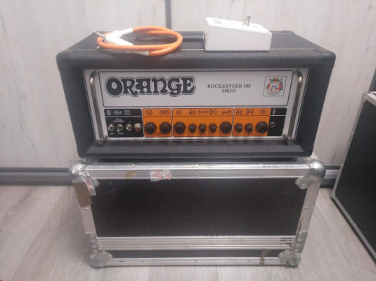 Orange Rockerverb 100w mkIII