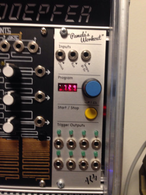 Vendo modulos - make noise alm circuit qubit