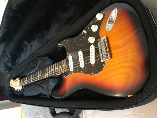 Fender Stratocaster vintage reissue 62.