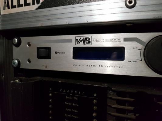 DSP Procesador digital VMB