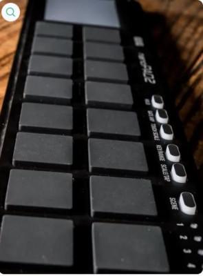 Korg Nanopad2 - controlador MIDI