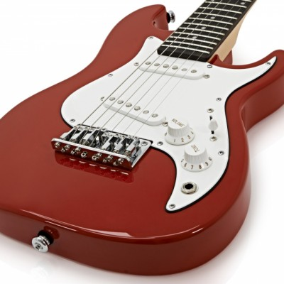Vendo o Cambio mini guitarra eléctrica Greg Bennett Malibu MMB-1