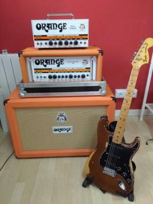 Orange x Kemper o Axe FXII 2
