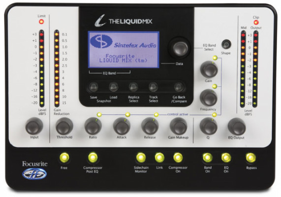 Focusrite Liquid Mix 32 (firewire)