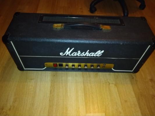 Marshall jmp 2203 máster volumen 1980