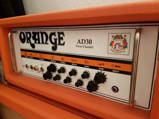 Cabezal Orange AD30