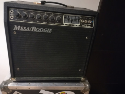 Mesa boogie Mark III - Purple Stripe