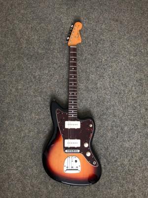 Fender Jazzmaster Classic Player MIM Sunburst